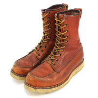 "RED WING  ""877"" 白犬タグMADE IN USA"
